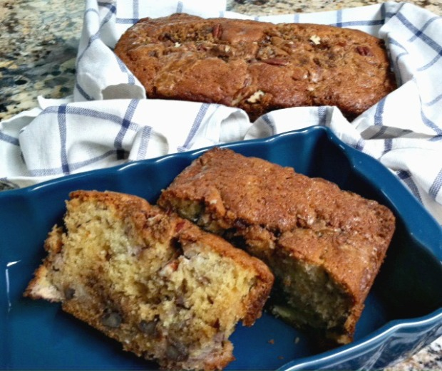 Bible Study Banana Bread