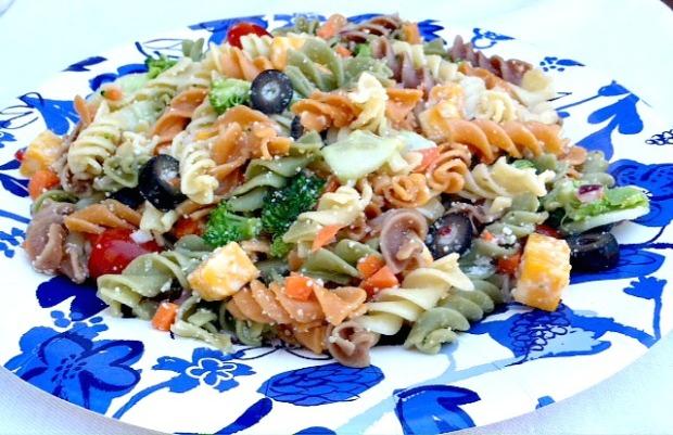 Jamies Famous Pasta Salad