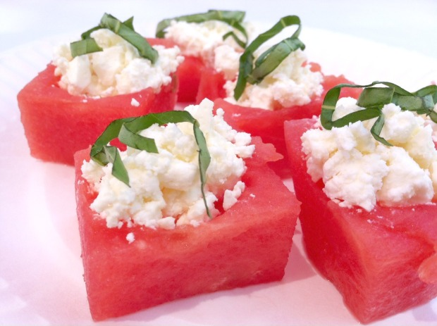 Feta-Sutffed Watermelon Blocks 2