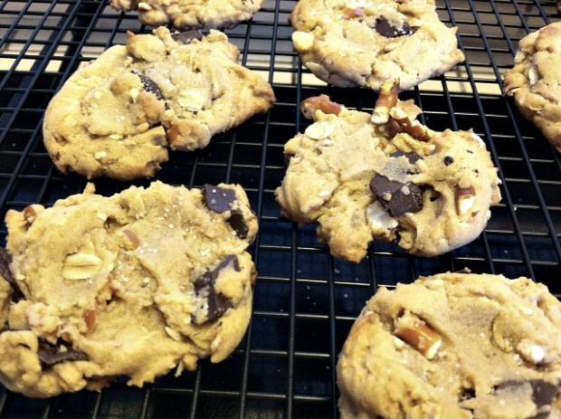 Dressed to ImPretzel Cookies