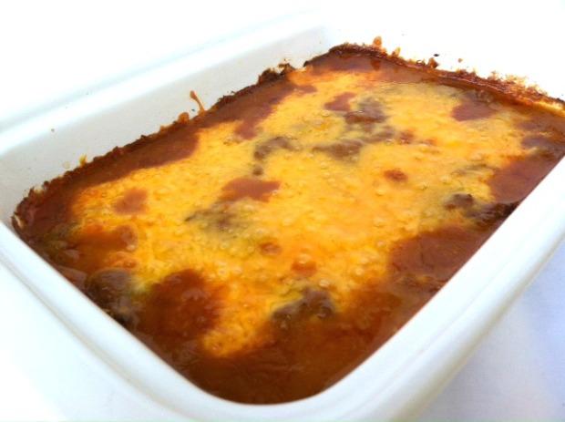 Chili Cream Cheese Dip
