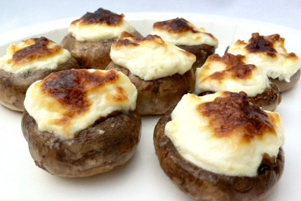 Stuffed Mushrooms-2