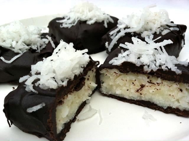 Ridiculously Easy Coconut Cream Bars