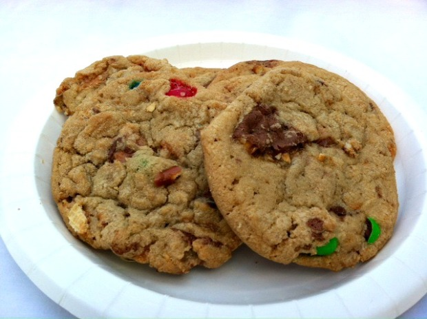 Candy Bucket Cookies 2