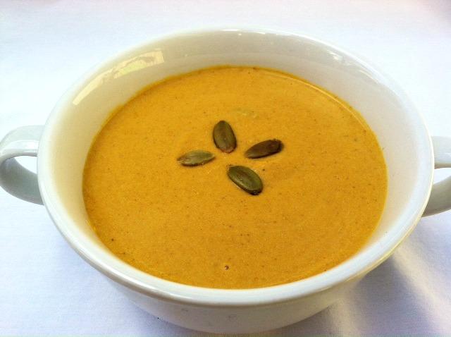 soup curried pumpkin soup thai spiced pumpkin soup pumpkin soup soup ...