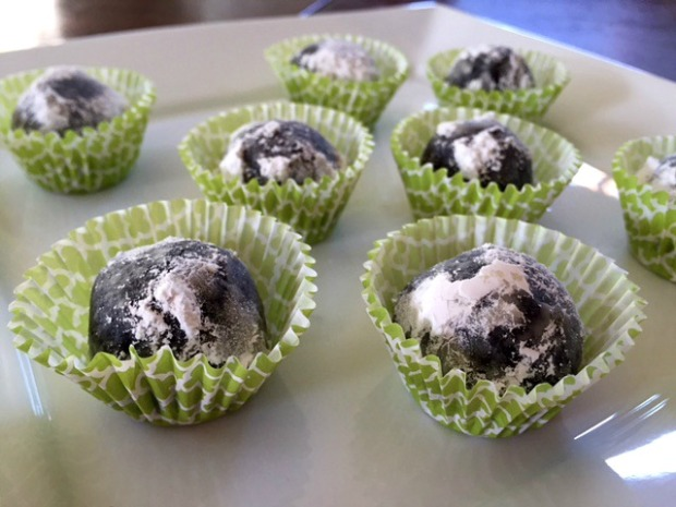 Quick and Easy Oreo Truffles