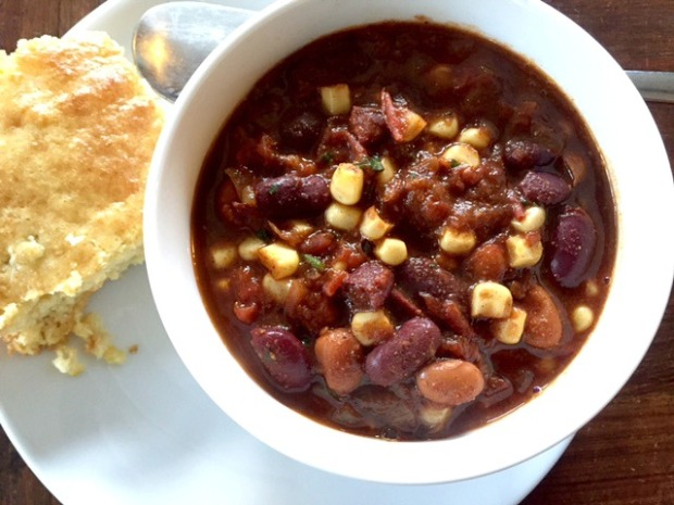 Chipotle Bean Chili