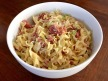 Corned Beef and Cabbage Pasta