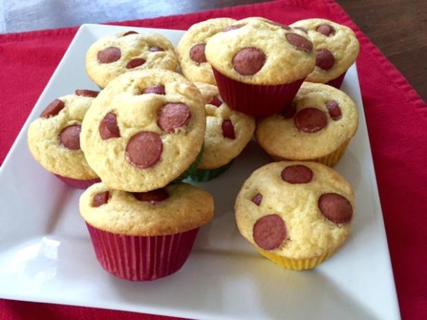 Corn Dog Cupcakes5
